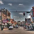 Beale Street by Rick Ward