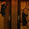 Bear Doors Carved by LeeAnn McLaneGoetz McLaneGoetzStudioLLCcom
