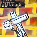 Bearing The Cross by Tony B Conscious