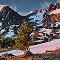 Beartooth Sunrise Light by Leland D Howard