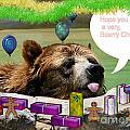 Beary Christmas by Arthur Herold Jr