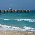 Beautiful Day At The Beach by Sabrina L Ryan