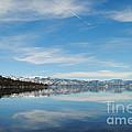Beautiful Lake Tahoe by Nancy Chambers