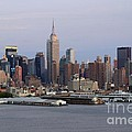 Beautiful Light On New York City by Living Color Photography Lorraine Lynch