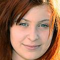 Beautiful Teen Portrait by Susan Stevenson