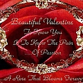 Beautiful Valentine by Georgiana Romanovna