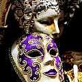Beautiful Venetian Masks by Bill Dodsworth