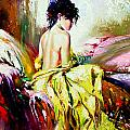 Beautiful Woman by Nelson
