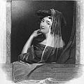 Beauty In Gondola, 1842 by Granger