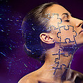 Beauty Puzzles by Pavlo Kolotenko