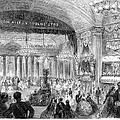 Beaux Arts Ball, 1861 by Granger