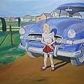 Bebe 1953 by Erin  McNutt