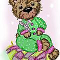 Becky Bear by Tammy Talerico
