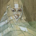 Bedouin Girl by Pg Reproductions