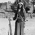 Bedouin Youth, C1926 by Granger