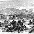 Beecher Island, 1868 by Granger