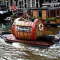 Beer Boat by Lainie Wrightson