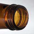 Beer Bottle Neck 1 A by John Brueske