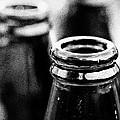 Beer Bottles by Hakon Soreide