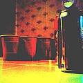 Beer Pong by Corey Maki