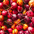 Beets At A Farmer's Market, Boulder, Colorado by James Gritz