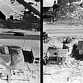 Before And After Hurricane Eloise 1975 by Science Source