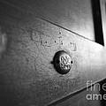 Behind Door No. 329 by Luke Moore