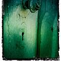 Behind The Green Door by Cynthia Vickers - Jose M Tirado