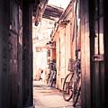 Beijing Hu Tong Alleys by Capturing a second in life, Copyright Leonardo Correa Luna