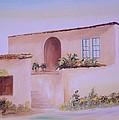 Bekaa House by Nabil Wehbe