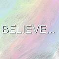 Believe by Iris Salmins