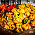 Bell Peppers by Robert Bales