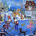 Bell Rink by Jill Alexander