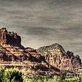 Bell Rock - Sedona by Dan Stone