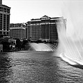 Bellagio Fountains II by Ricky Barnard
