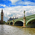 Ben And The Bridge by Donna Lee Blais