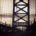 Ben Franklin Bridge by Katie Cupcakes