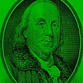 Ben Franklin Ingreen by Rob Hans