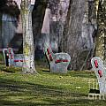 Benches by Mats Silvan