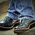 Bennys Boots by Joan Carroll