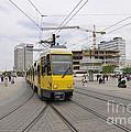 Berlin Alexanderplatz Square by Matthias Hauser