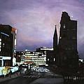 Berlin Nocturne by Michael John Cavanagh