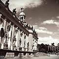 Berlin - Sanssouci Palace by Carol Groenen