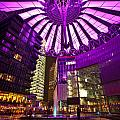 Berlin Sony Center by Mike Reid