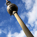 Berlin Television Tower Picture by Falko Follert
