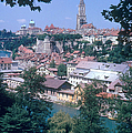 Berne, Switzerland by Photo Researchers, Inc.