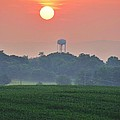 Berryville Sunrise by TSC Photography Timothy Cuffe Jr