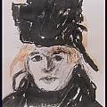 Berthe Morisot by Gary Kirkpatrick
