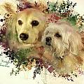 Best Friends by Kathy Tarochione