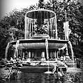 Bethesda Fountain by Paul Ward